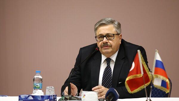 Rus Büyükelçi Aleksey Yerhov - Sputnik Türkiye