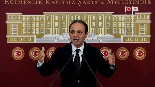 HDP Şanlıurfa Milletvekili Osman Baydemir - Sputnik Türkiye