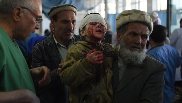 Kabil Taliban bombalı saldırı - Sputnik Türkiye