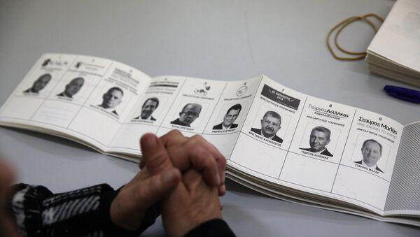 Kıbrıs'ta seçimler - Sputnik Türkiye