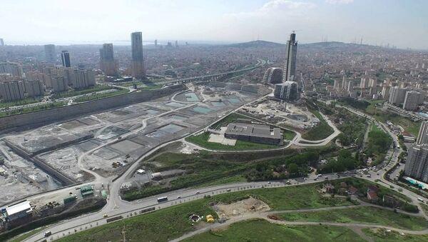 İstanbul Finans Merkezi  - Sputnik Türkiye
