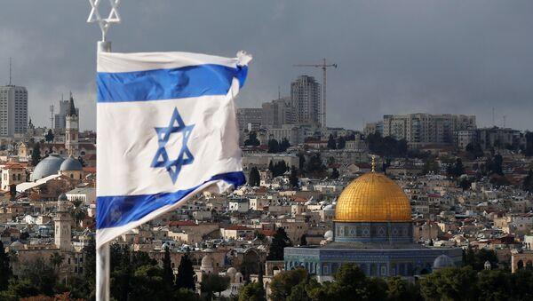 Kudüs- İsrail - Sputnik Türkiye