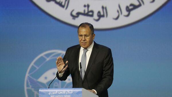 Rusya Dışişleri Bakanı Sergey Lavrov Soçi'de - Sputnik Türkiye