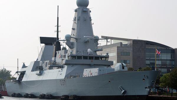 HMS Duncan - Sputnik Türkiye