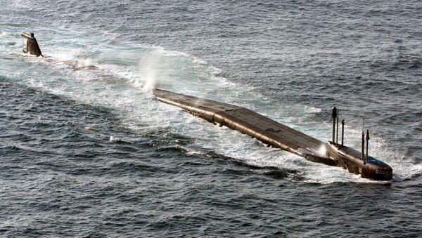 Rusya- Denizaltı - Sputnik Türkiye
