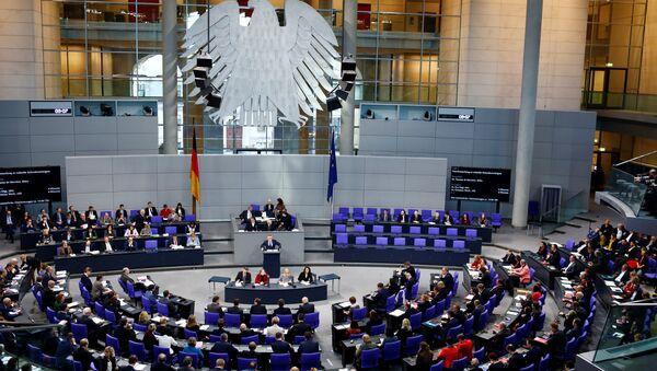 Almanya Parlamentosu (Bundestag) - Sputnik Türkiye