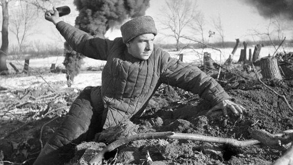 Stalingrad  Zaferinin 75. yıldönümü - Sputnik Türkiye