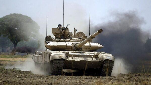 Rus T-90 Tankı - Sputnik Türkiye