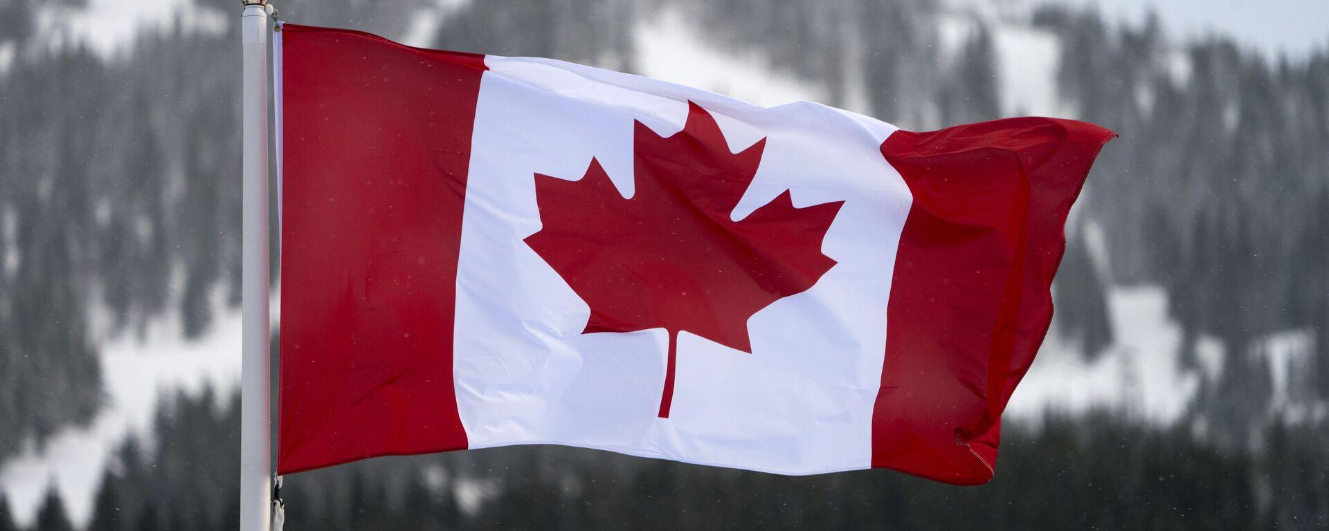 Kanada bayrağı - Sputnik Türkiye, 1920, 23.07.2021