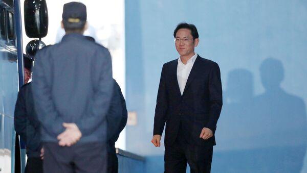 Samsung'un varisi Lee Jae-yong - Sputnik Türkiye