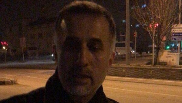 Firari eski HSYK Genel Sekreteri Mehmet Kaya - Sputnik Türkiye