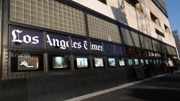 Los Angeles Times - Sputnik Türkiye