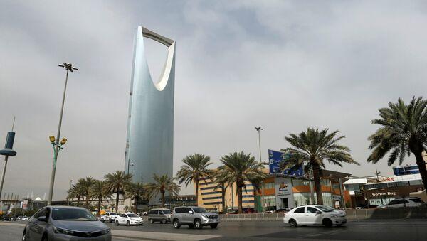 Riyad Suudi Merkezi Kraliyet Kulesi - Sputnik Türkiye