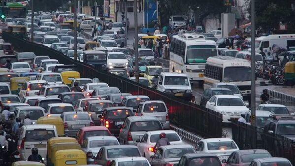 Bogota trafik - Sputnik Türkiye