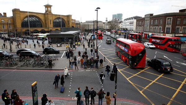 Londra trafik - Sputnik Türkiye