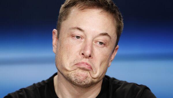 Tesla'nın CEO'su Elon Musk - Sputnik Türkiye