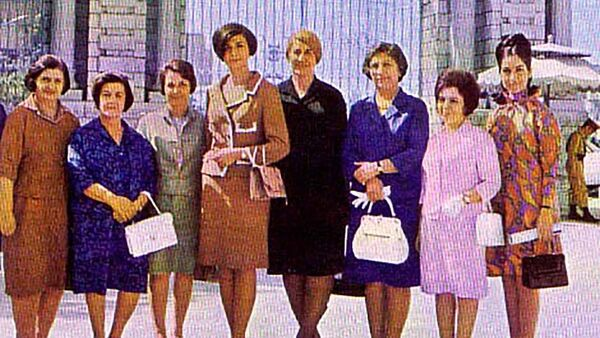 1979  İslam Devrimi öncesi ve günümüzde İran'da kadın modası - Sputnik Türkiye