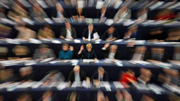 Avrupa Parlamentosu AP Türkiye oylama - Sputnik Türkiye