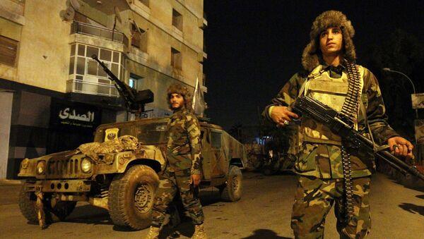 Libya Ulusal Ordusu (LNA) - Sputnik Türkiye