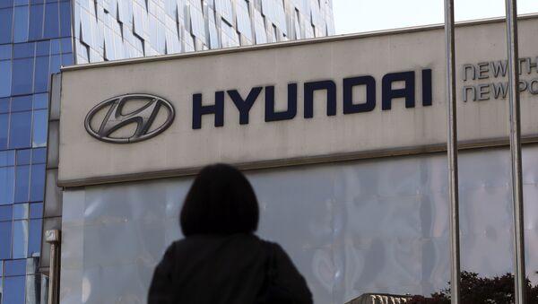Hyundai - Sputnik Türkiye