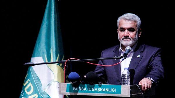 HÜDA PAR Genel Başkanı Zekeriya Yapıcıoğlu - Sputnik Türkiye