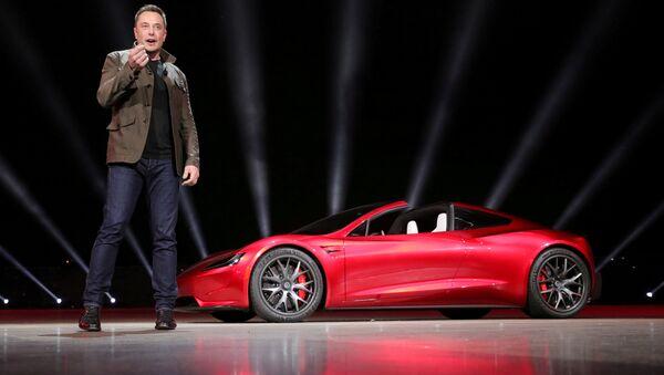 Elon Musk, Tesla - Sputnik Türkiye
