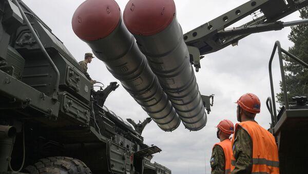 S-400 hava savunma sistemi - Sputnik Türkiye