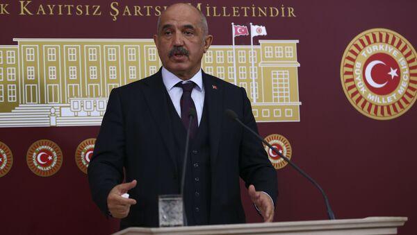 AK Parti Erzurum Milletvekili Mustafa Ilıcalı - Sputnik Türkiye