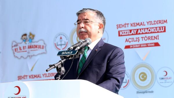 Milli Eğitim Bakanı İsmet Yılmaz - Sputnik Türkiye