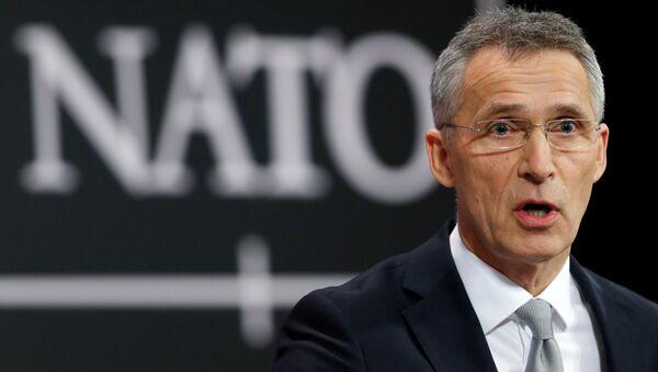 NATO Genel Sekreteri Jens Stoltenberg - Sputnik Türkiye