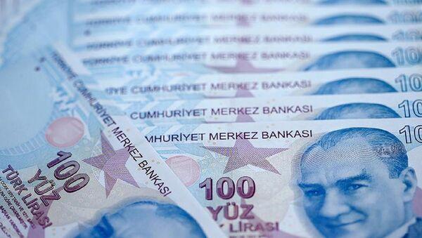 Türk Lirası, para, maaş - Sputnik Türkiye