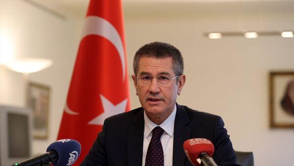 Milli Savunma Bakanı Nurettin Canikli - Sputnik Türkiye