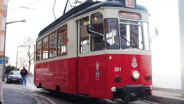 Kadıköy-Moda Nostaljik Tramvayı - Sputnik Türkiye