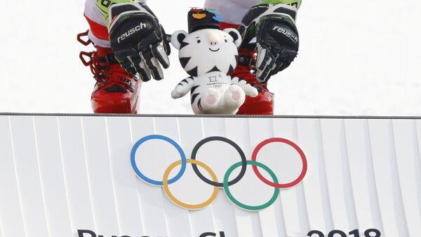 PyeongChang 2018 Kış Olimpiyatları - Sputnik Türkiye