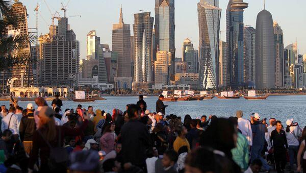 Katar- Doha - Sputnik Türkiye