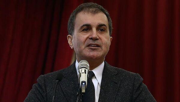 Avrupa Birliği (AB) Bakanı ve Başmüzakereci Ömer Çelik - Sputnik Türkiye