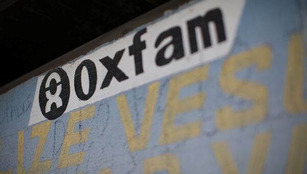 Oxfam - Sputnik Türkiye