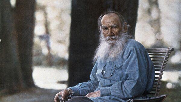 Lev Tolstoy - Sputnik Türkiye