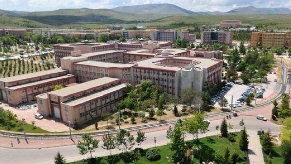 Konya Selçuk Üniversitesi  - Sputnik Türkiye