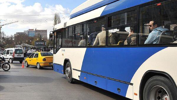 Ankara - EGO Otobüsleri - Sputnik Türkiye