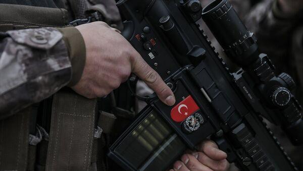 Özel Harekat Polisleri - Sputnik Türkiye