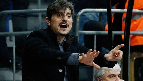 Dimitris Giannakopoulos - Sputnik Türkiye