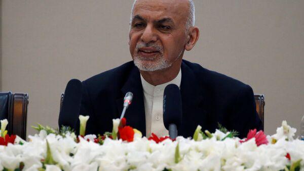 Afganistan Devlet Başkanı Eşref Gani - Sputnik Türkiye