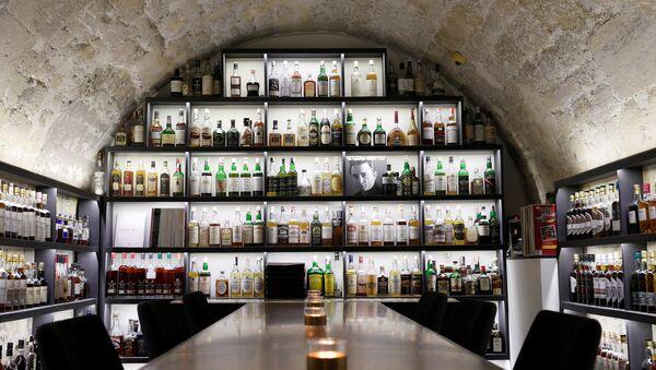 viski bar - Sputnik Türkiye