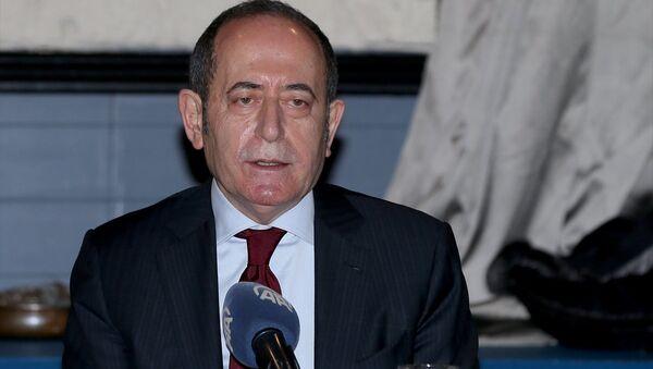 Mehmet Akif Hamzaçebi - Sputnik Türkiye