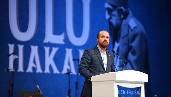 Bilal Erdoğan - Sputnik Türkiye