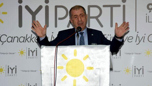 İYİ Parti Genel Başkan Yardımcısı Prof. Dr. Ümit Özdağ - Sputnik Türkiye
