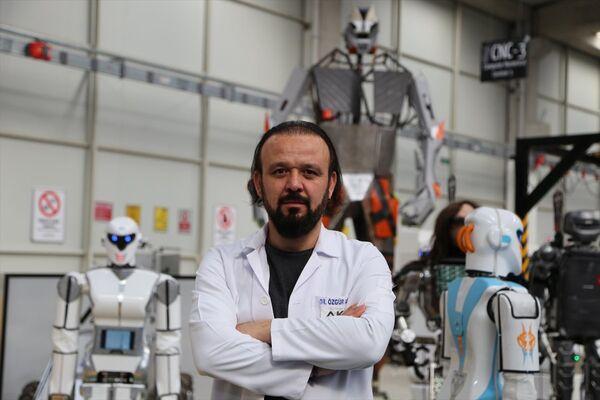 Akınsoft, 'insansı' robotlar - Sputnik Türkiye