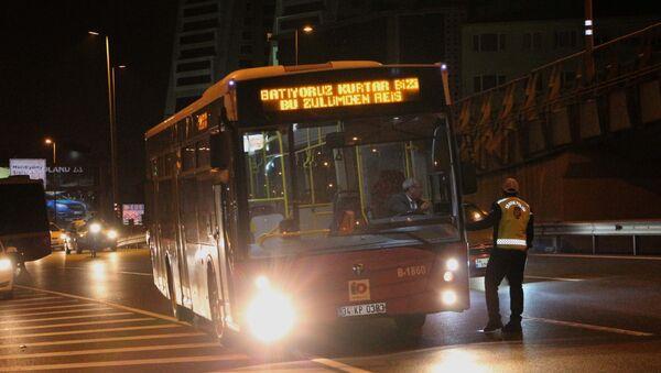 Özel halk otobüsleri cuma günü kontak kapatıyor: 'İstanbul halkından özür diliyoruz' - Sputnik Türkiye