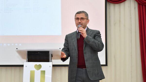 Üsküdar Belediye Başkanı Hilmi Türkmen - Sputnik Türkiye